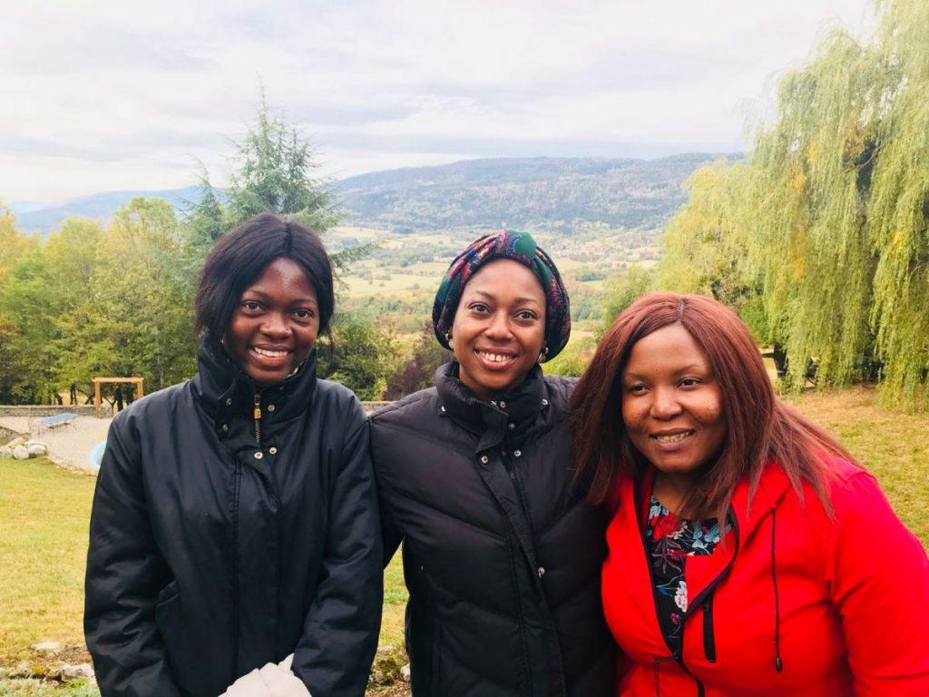 2018 10 05 Trans4m PhD Program Induction Hotonnes - Lanre Isabela Bukolah