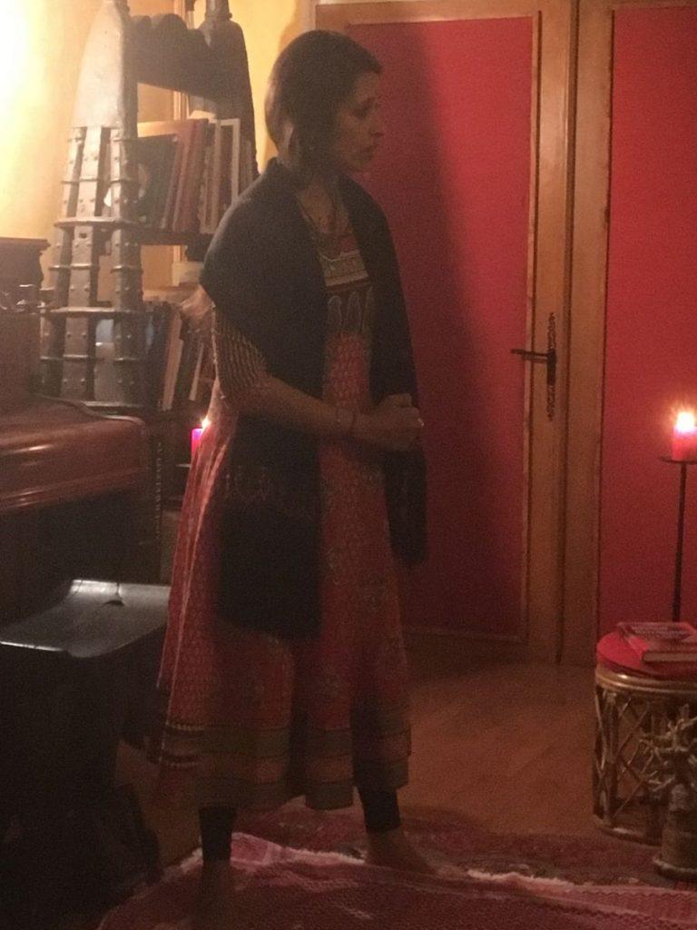 2018 10 05 Trans4m PhD Program Induction Hotonnes - Rama Theatre Performance 1