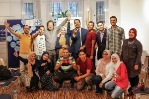 Developing Self, Contributing to Society: A transformative Program in Egypt