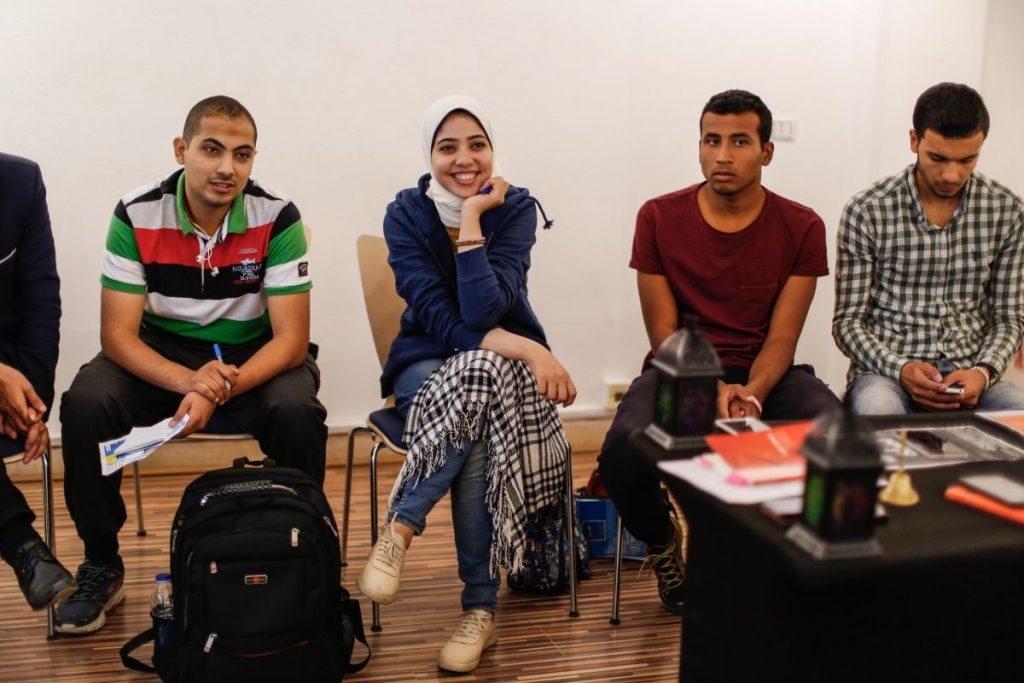 2018 10 20 Cairo Goethe Tahrir Workshop Participants 18