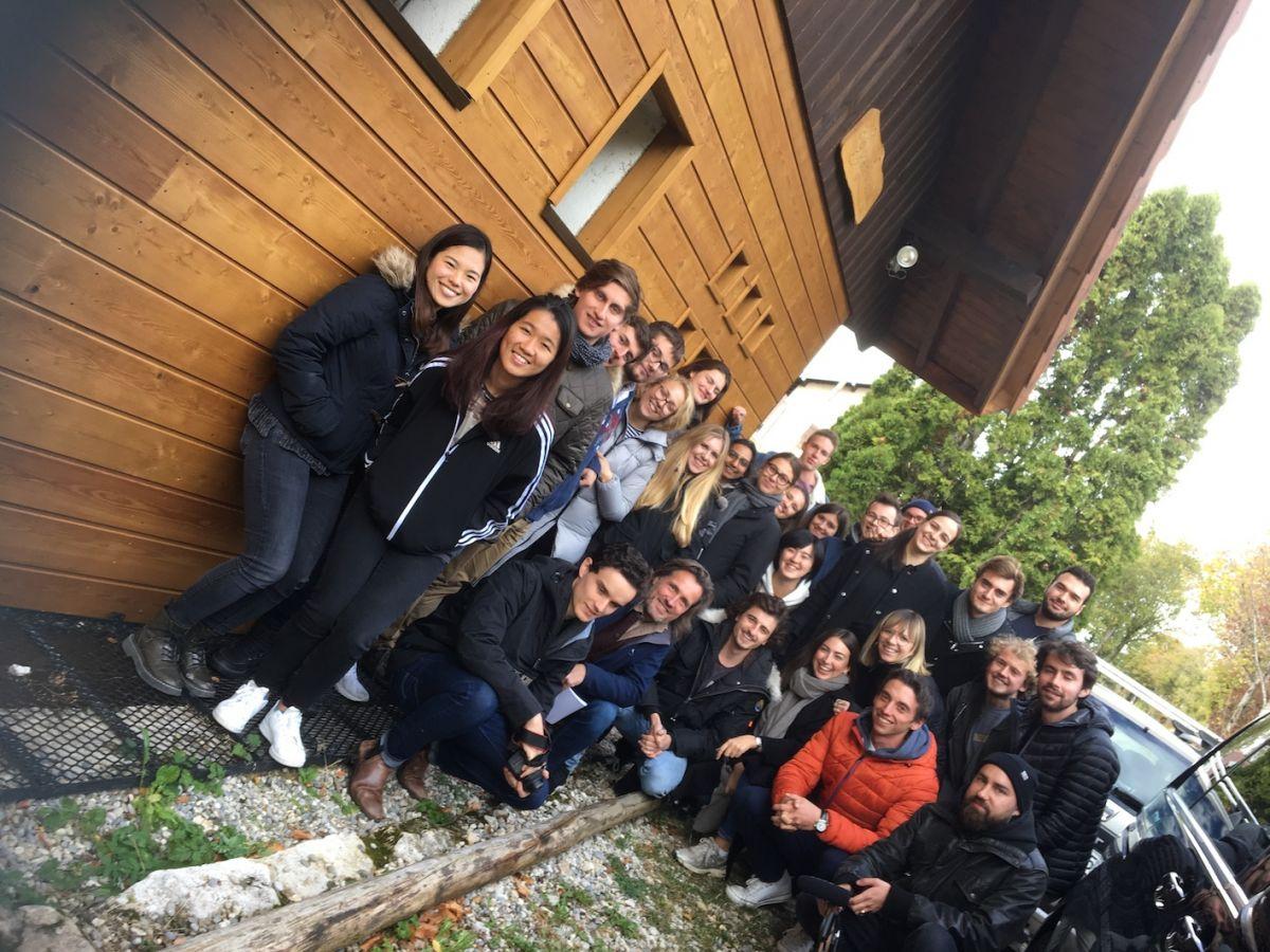 2018 10 30 Hotonnes TA Course St Gallen Group Pic 2 H4H Sign