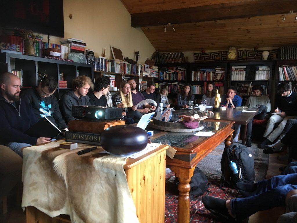 2018 10 30 Hotonnes TA Course St Gallen Participants Library 1