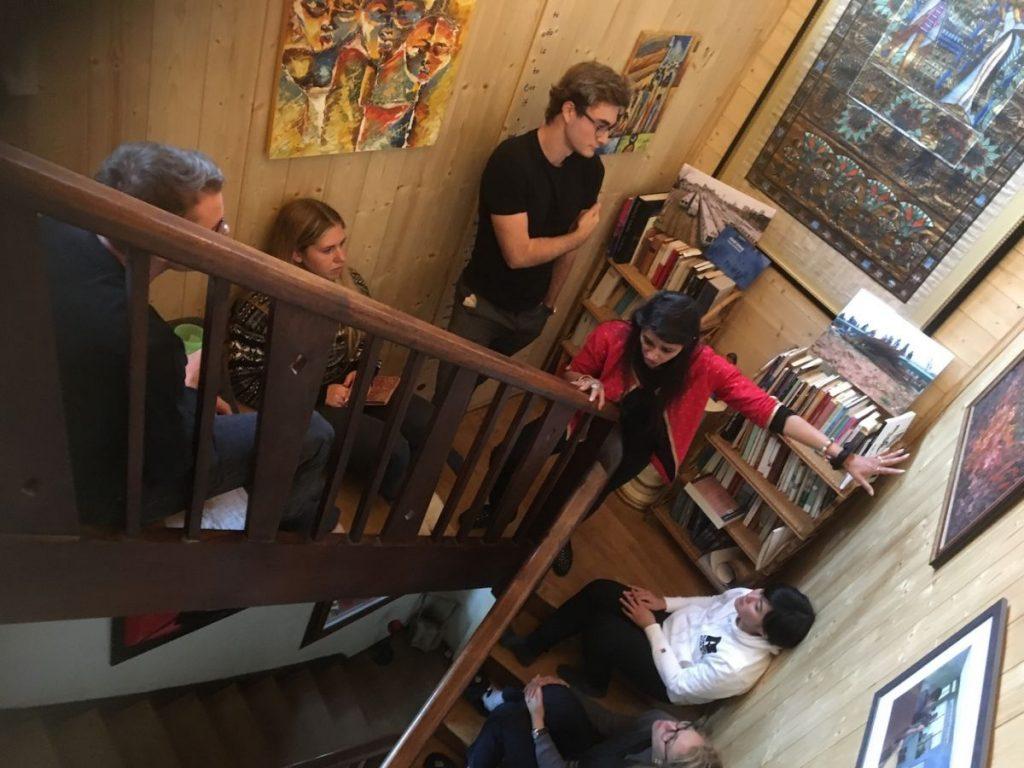 2018 10 30 Hotonnes TA Course St Gallen Participants Rama Transformation Gallery