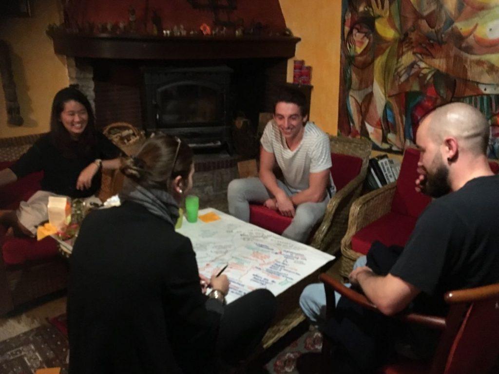 2018 10 30 Hotonnes TA Course St Gallen Participants World Humanity Cafe 1