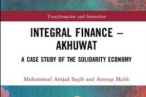 Booklaunch of Integral Finance: Aneeqa Malik and Amjad Saqib co-author a fascinating book on Pakistan's Akhuwat