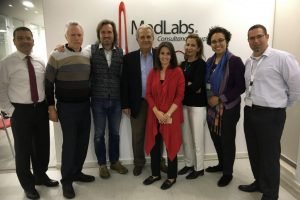 Towards an Integral Academy for Learning and Innovation: Workshop with MedLabs in Amman