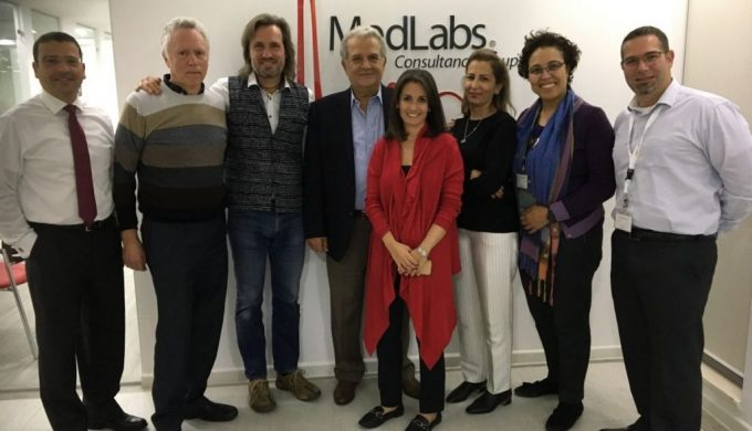 2018 11 21 Amman Medlabas Academy Workshop GROUP Picture 1