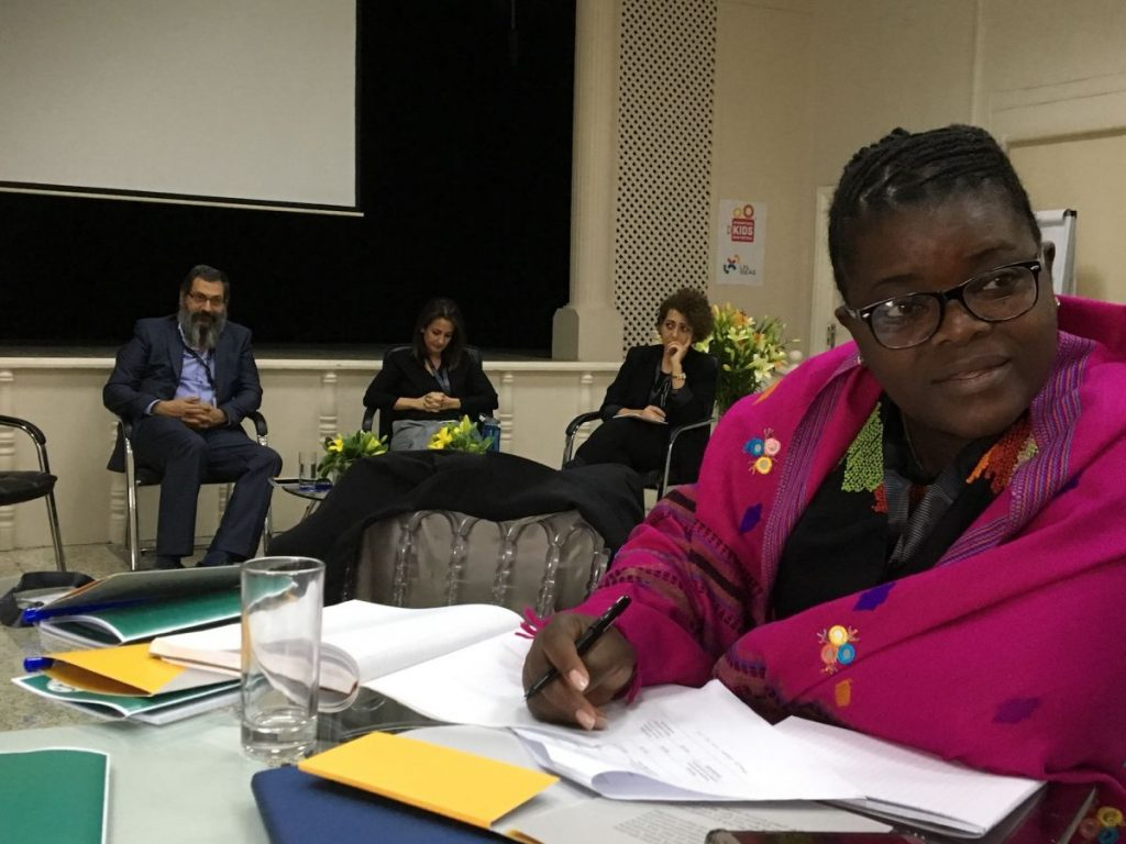 2018 11 22 Amman Tanweer Community Engagement Roundtable Panel Omega