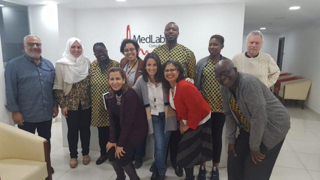 2018 11 24 Phd Module Amman MedLabs Group Meeting 1