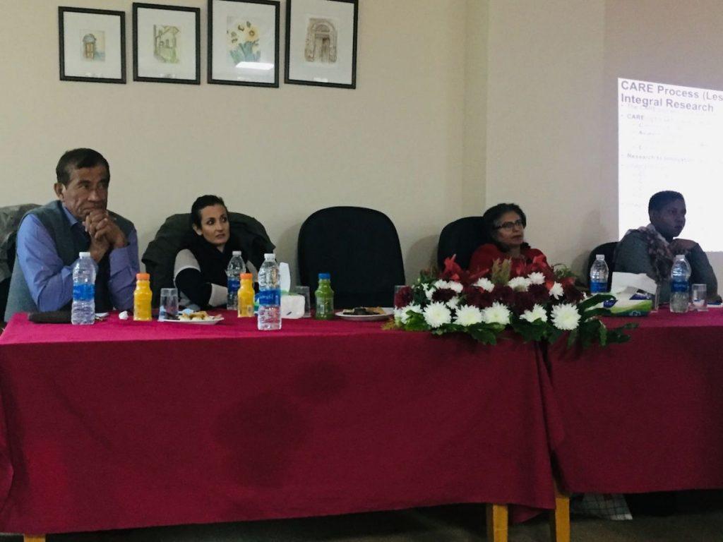 2018 11 27 PhD Partial Group at Yarmouk University Irbid Adel Panel 1