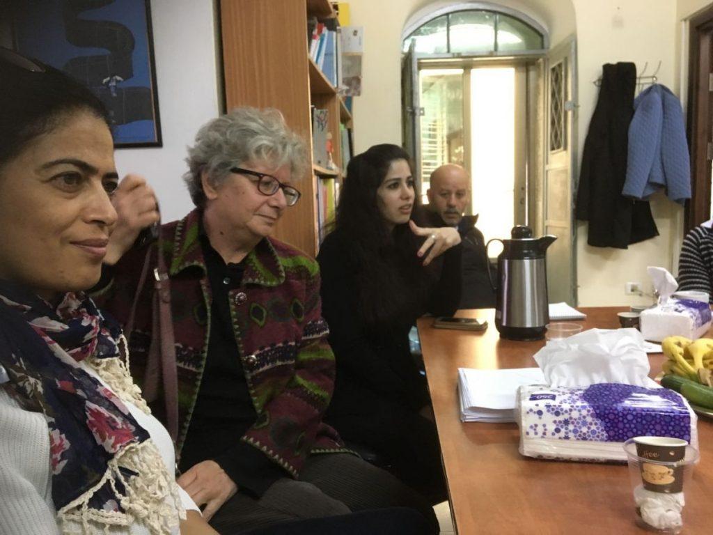 2018 11 29 Ramallah Tamer Institute Workshop Audience 1