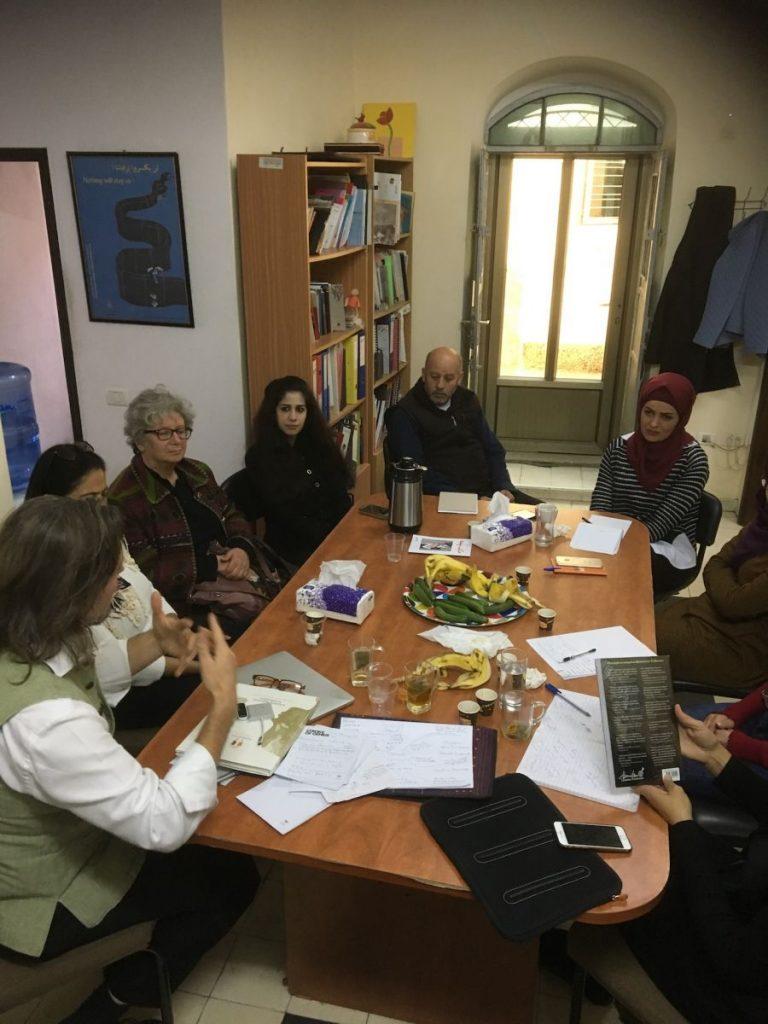 2018 11 29 Ramallah Tamer Institute Workshop Audience 5