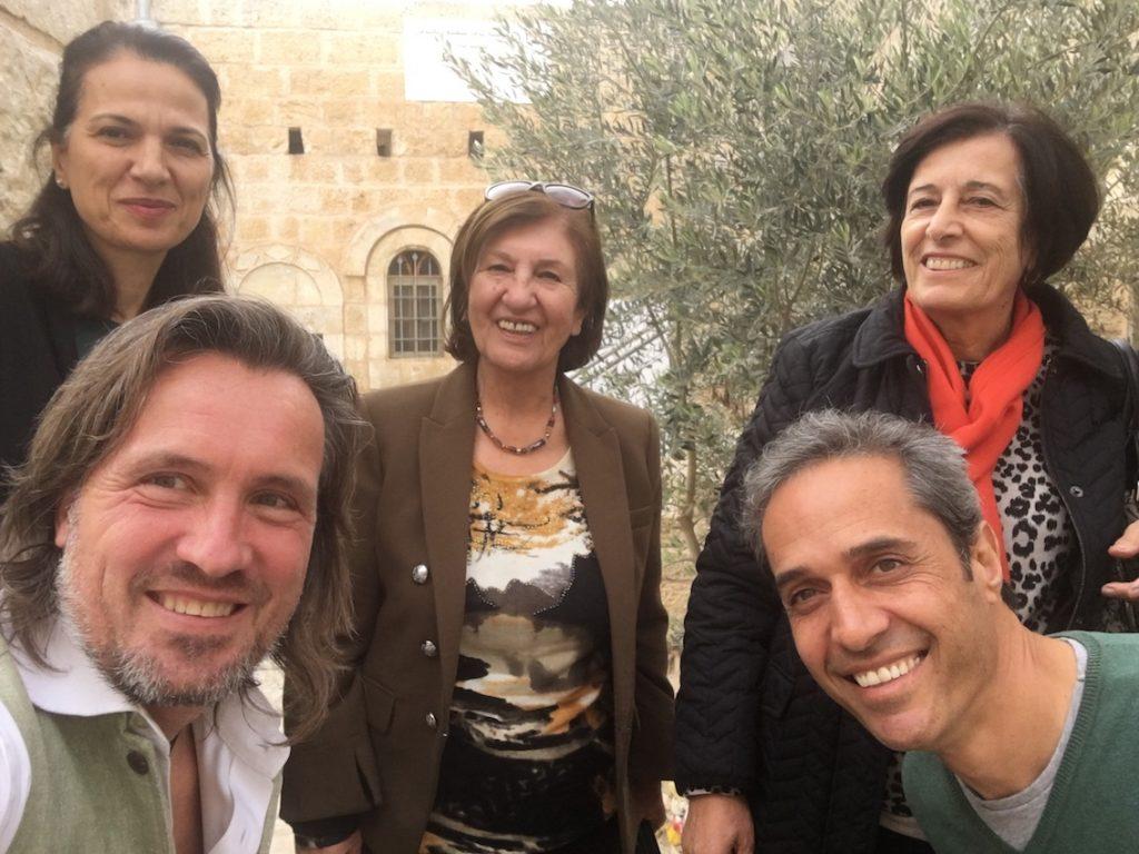 2018 11 29 Ramallah Tamer Institute Workshop Renad Faraj Zahira