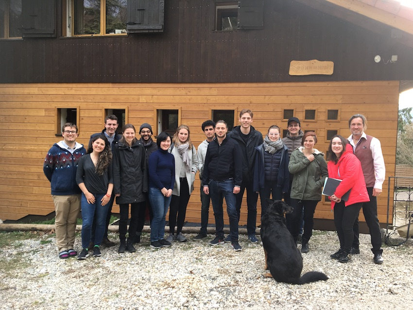2019 04 08 Integral Development Course 2019 at H4H Full Group with Benjamin Foro and Alexander