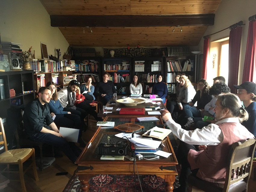 2019 04 08 Integral Development Course 2019 at H4H with Benjamin Foro Nostras 2
