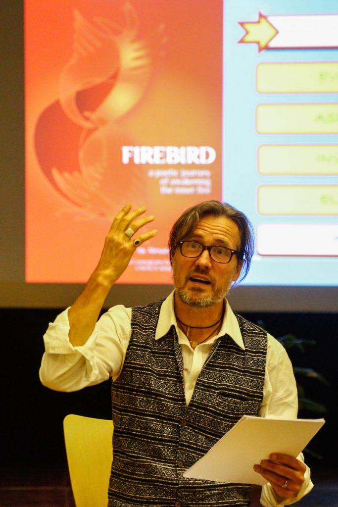 2019 06 14 Egypt Cairo GENEIUS Workshop Alexander Firebird 2