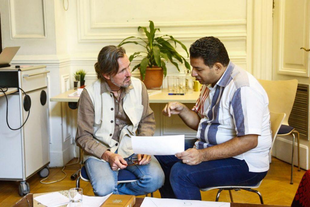 2019 06 14 Egypt Cairo GENEIUS Workshop Alexander Mohamad Elsayed
