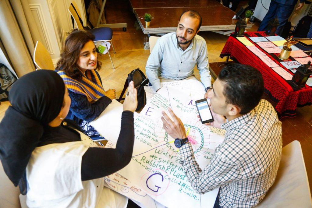 2019 06 14 Egypt Cairo GENEIUS Workshop Environment Group