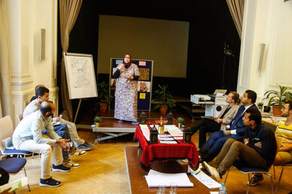 2019 06 14 Egypt Cairo GENEIUS Workshop Faten Presentation