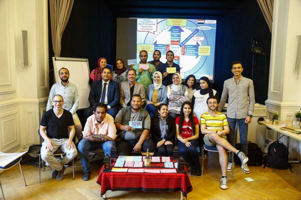 2019 06 14 Egypt Cairo GENEIUS Workshop Full Group 2
