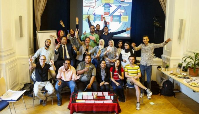 2019 06 14 Egypt Cairo GENEIUS Workshop Full Group Pic 1