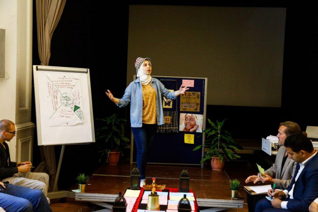 2019 06 14 Egypt Cairo GENEIUS Workshop Ghada Presentation