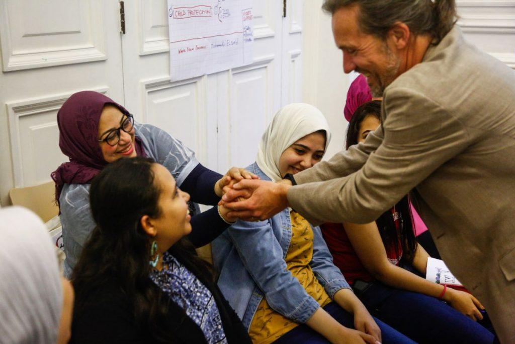 2019 06 14 Egypt Cairo GENEIUS Workshop Group 2 Faten Rada