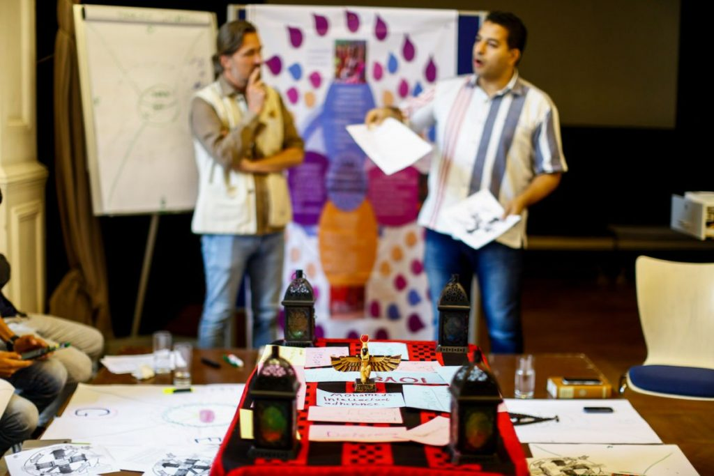 2019 06 14 Egypt Cairo GENEIUS Workshop Mohamed ElSayed