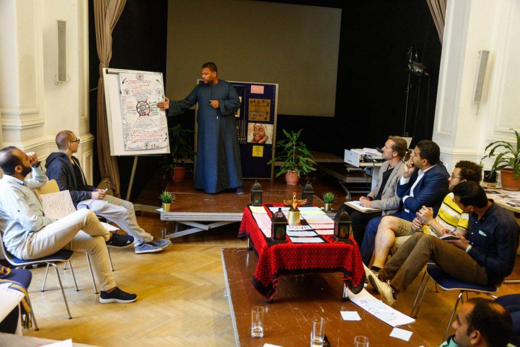 2019 06 14 Egypt Cairo GENEIUS Workshop Mohamed Senousy 2 Presentation
