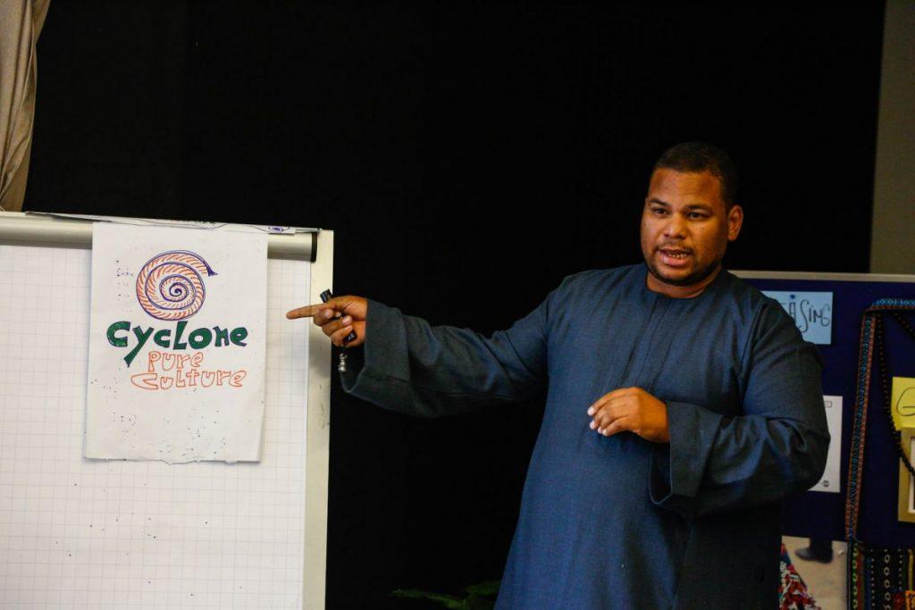 2019 06 14 Egypt Cairo GENEIUS Workshop Mohamed Senousy Presentation