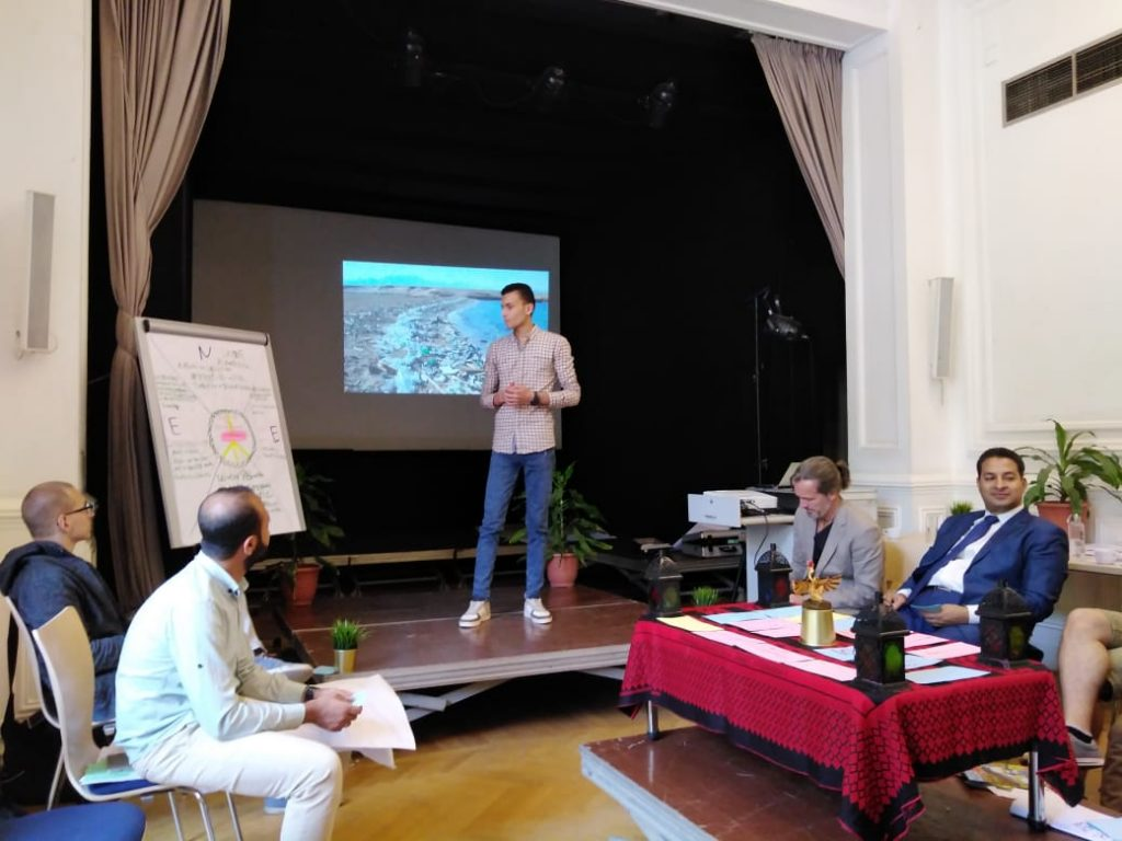 2019 06 14 Egypt Cairo GENEIUS Workshop presentation Mohamed El Bamby
