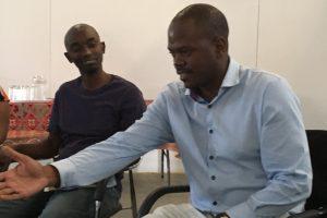 2019 11 12 South Africa Sophiatown Trevor Huddleston Integral Africa Dialogue Chaka Mpiwe