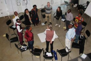 2019 11 12 South Africa Sophiatown Trevor Huddleston Integral Africa Dialogue Circle 1