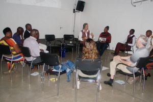 2019 11 12 South Africa Sophiatown Trevor Huddleston Integral Africa Dialogue Circle 2