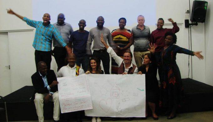 2019 11 12 South Africa Sophiatown Trevor Huddleston Integral Africa Dialogue Group 1