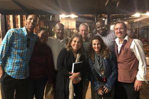 2019 11 12 South Africa Sophiatown Trevor Huddleston Integral Africa Dialogue Group Evening