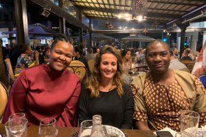 2019 11 12 South Africa Sophiatown Trevor Huddleston Integral Africa Dialogue Phiri Zeina Violet