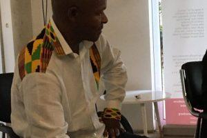 2019 11 12 South Africa Sophiatown Trevor Huddleston Integral Africa Dialogue Sandile 1