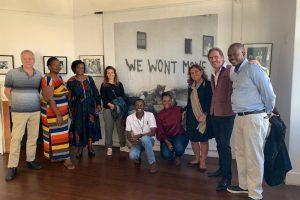 2019 11 12 South Africa Sophiatown Trevor Huddleston Integral Africa Dialogue We wont move