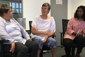 2019 11 15 South Africa Johannesburg Premie Naicker PhD Focus Group Meeting 4 with Loshnee and Marleen