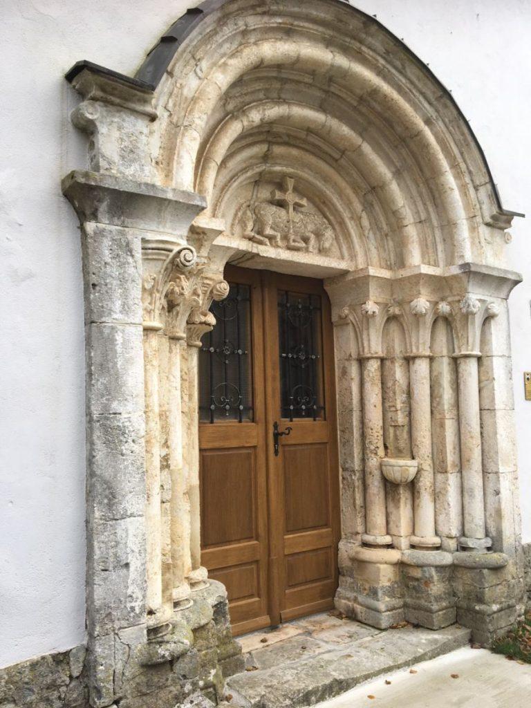 2019 11 23 Slovenia IGE 2019 Spitalic Church Portal