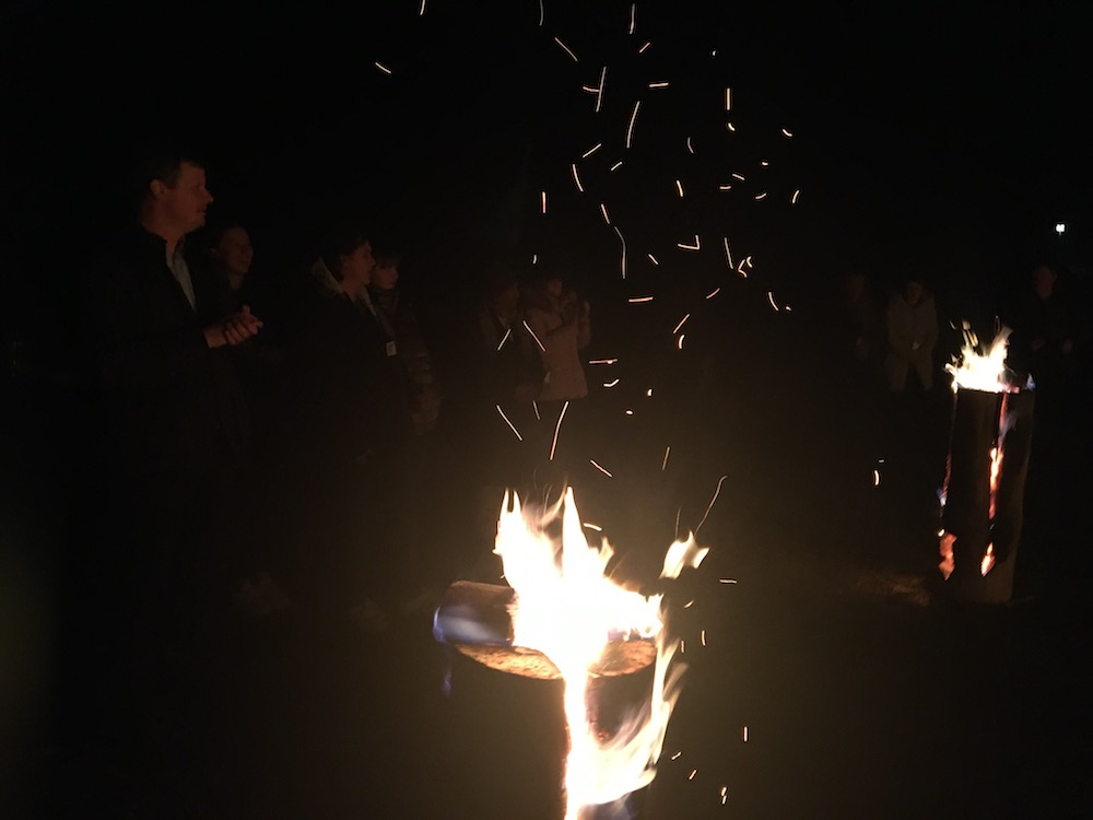 2019 11 23 Slovenia IGE 2019 Spitalic Evening at Fire