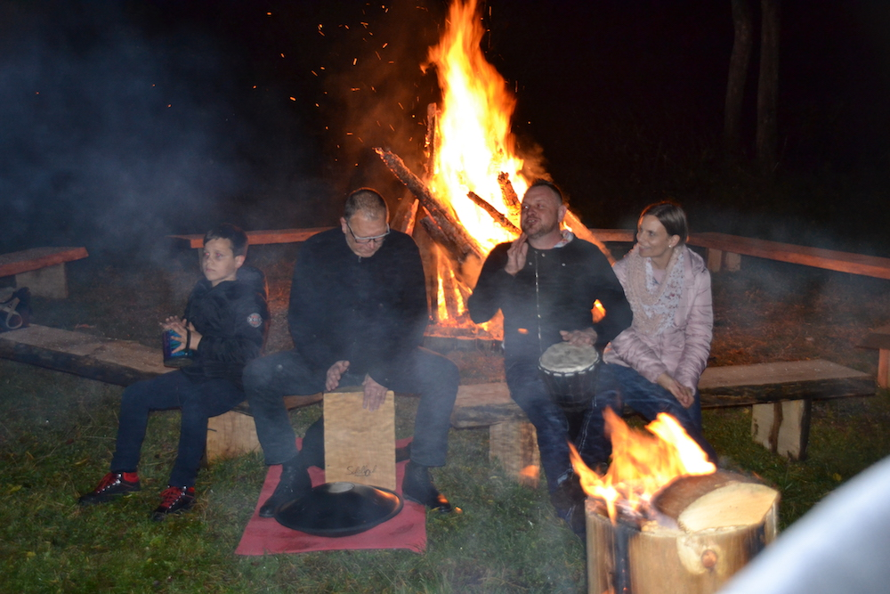 2019 11 23 Slovenia IGE 2019 Spitalic Fire Evening