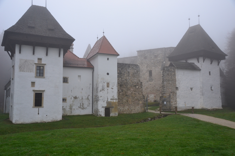 2019 11 23 Slovenia IGE 2019 Spitalic Zice Charterhouse
