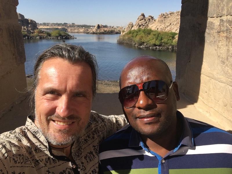 2019 12 20 Egypt Aswan Nile Journeys Alexander Dennis Siro
