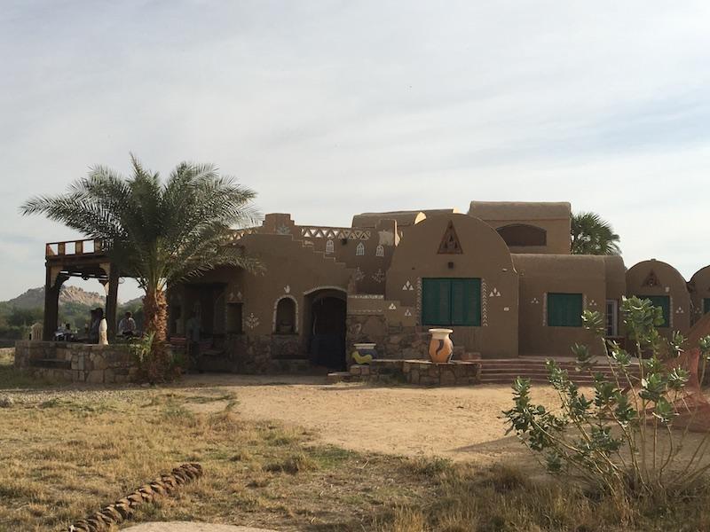 2019 12 20 Egypt Aswan Nile Journeys FEKRA Cultural Center 1