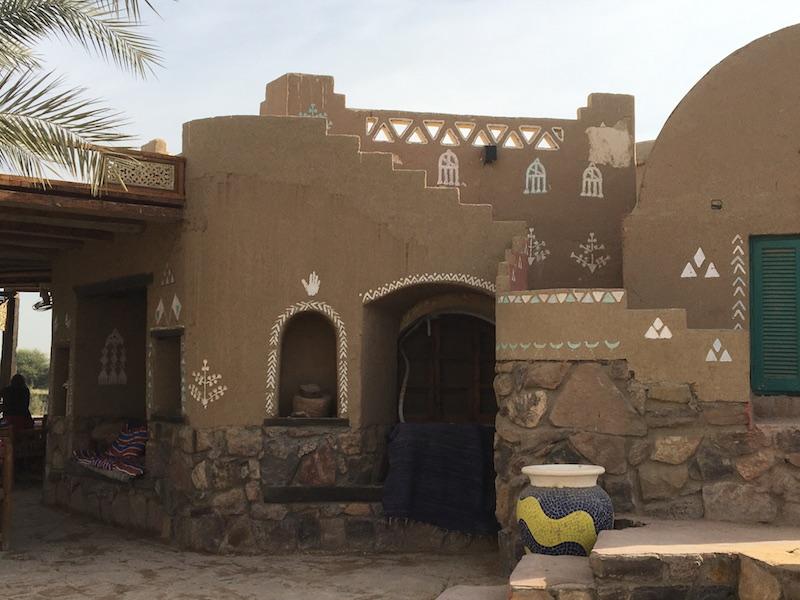 2019 12 20 Egypt Aswan Nile Journeys FEKRA Cultural Center 2