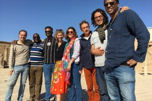 Integral Nile Journeys: Building up a Pan African Community of Communities along the River Nile