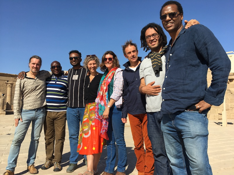 2019 12 20 Egypt Aswan Nile Journeys Full Group Pic 1