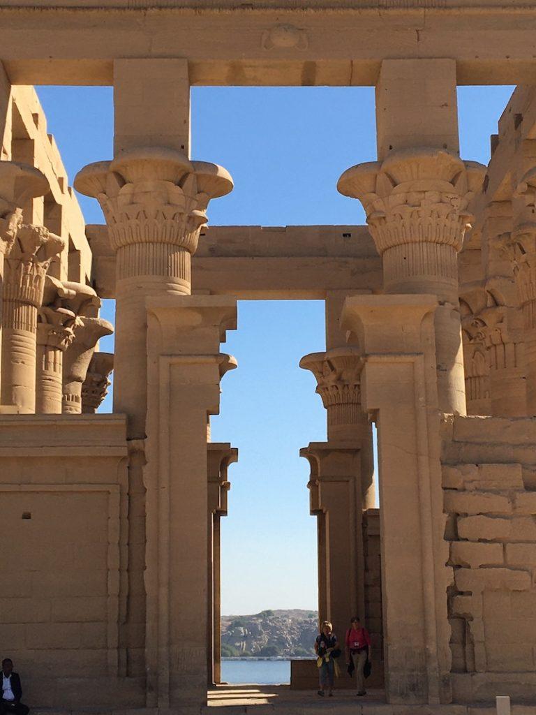 2019 12 20 Egypt Aswan Nile Journeys Isis Temple Philae